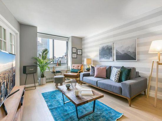 Tribeca Tower apartments Living Room