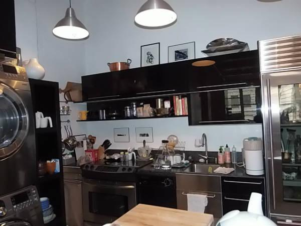 Kitchen - Beach Street - Tribeca - New York City Rentals