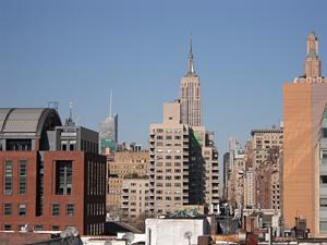 View from 184 Thompson - Greenwich Village Apartments for Rent