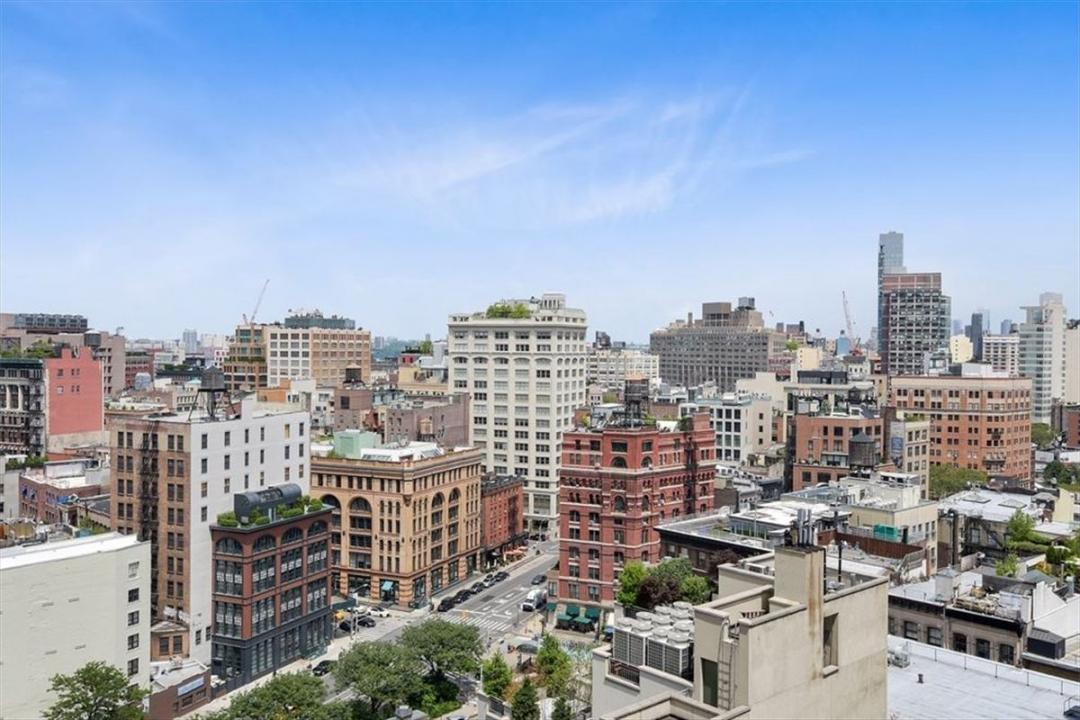 View from 56 Leonard Street