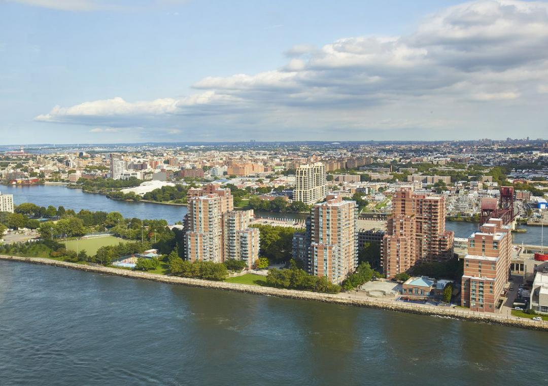 River View from The Belaire - 524 East 72nd Street