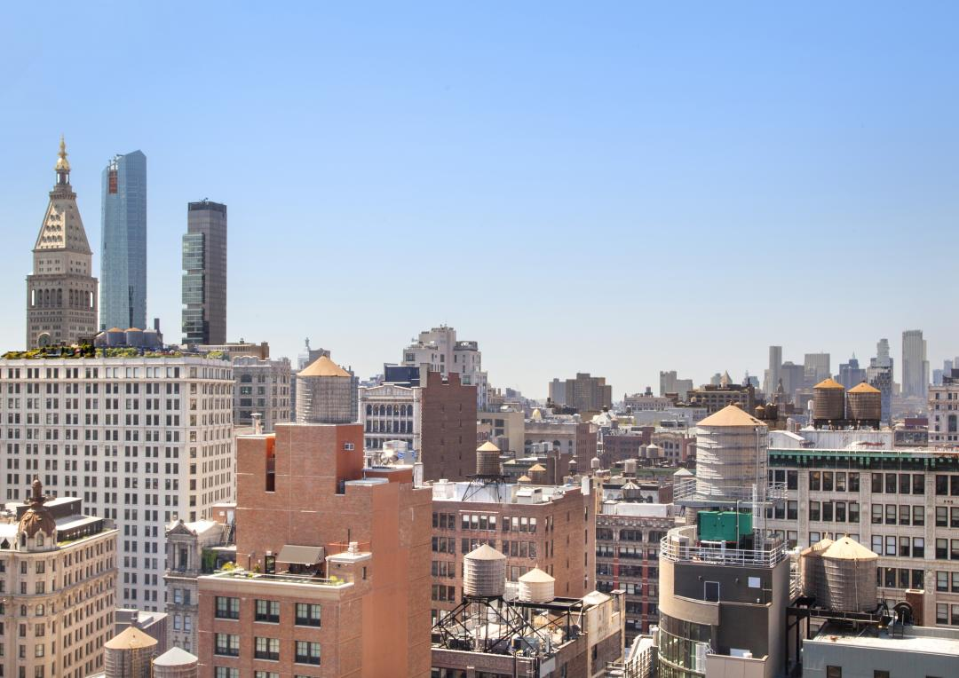 View from The Noma - 50 West 30th Street