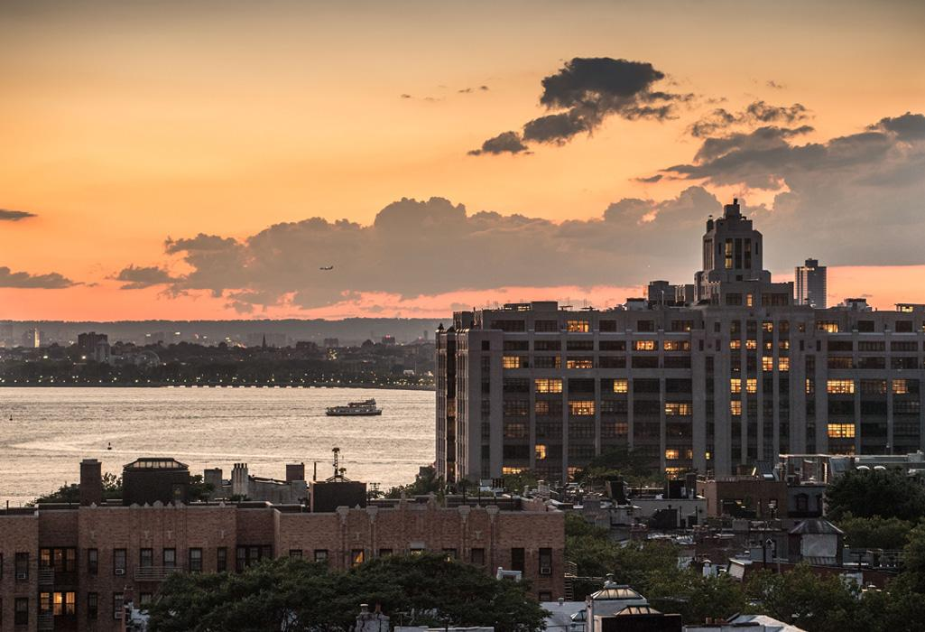 Stunning View from 241 Atlantic Avenue