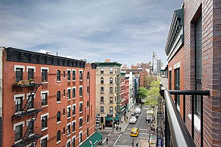 View - 56 Spring Street - Soho - Manhattan - NYC Rentals