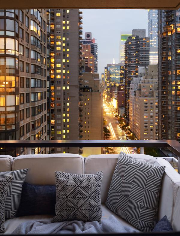 View from Manhattan House Apartments - UES