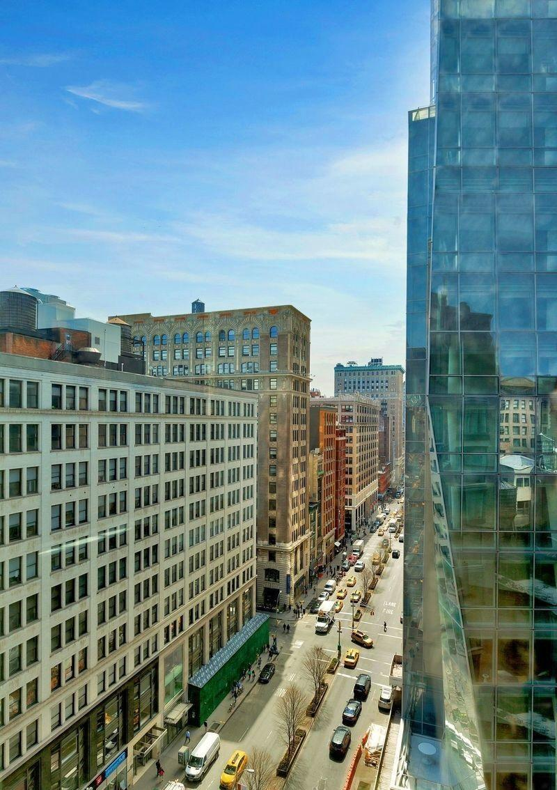 View from Huys - 404 Park Avenue South