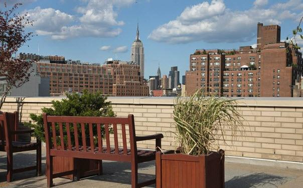 View - 100 Jane Street - Greenwich Village - Apartment For Rent - New York