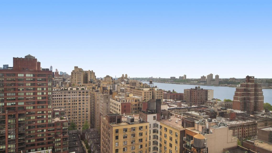 View from The Columbia - 275 West 96th Street