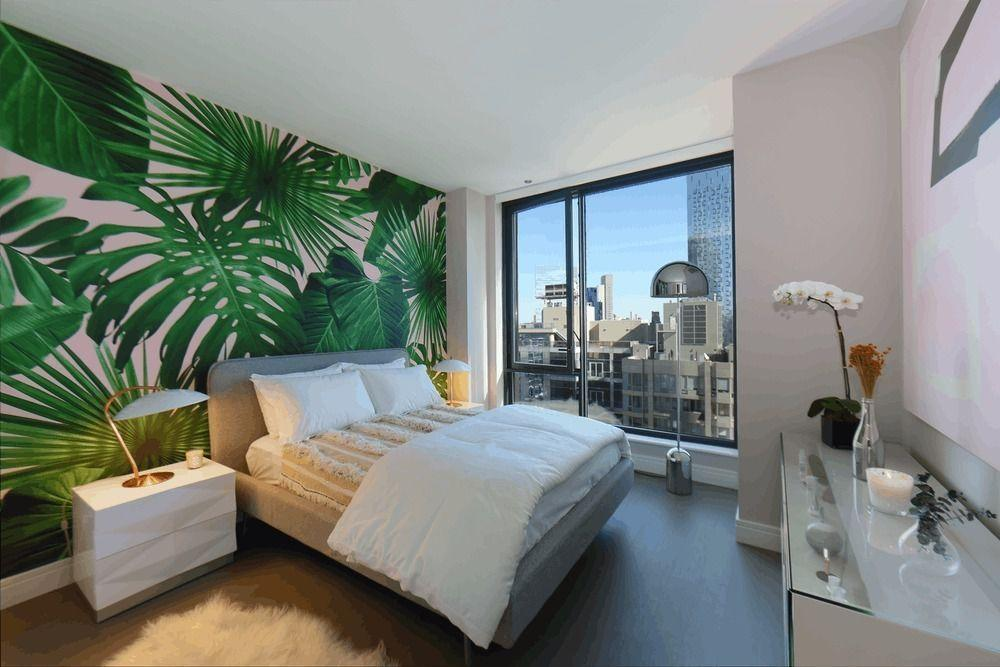 Bedroom at Watermark LIC in Queens - Apartments for rent