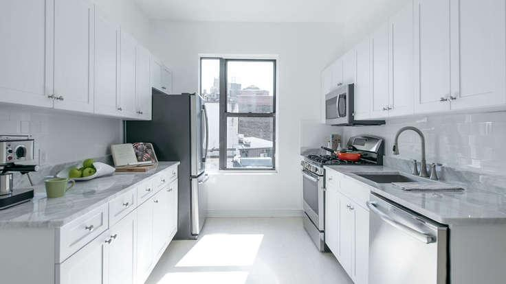 Condos for rent at West End Hall in NYC - Kitchen