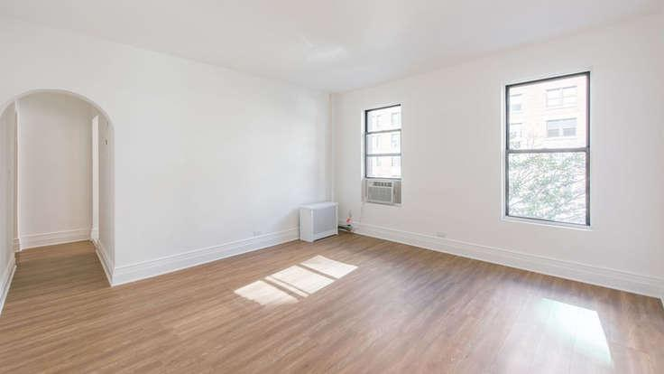 Livingroom at 840 West End Avenue in Upper West Side