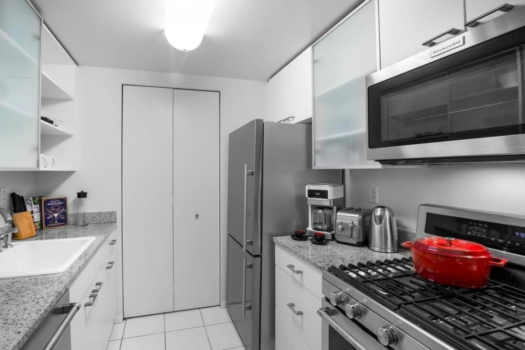 The Westminster rental building Kitchen - NYC Flats