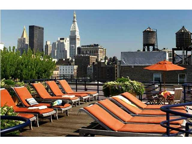 The Westminster Sundeck - 180 West 20th Street apartments for rent