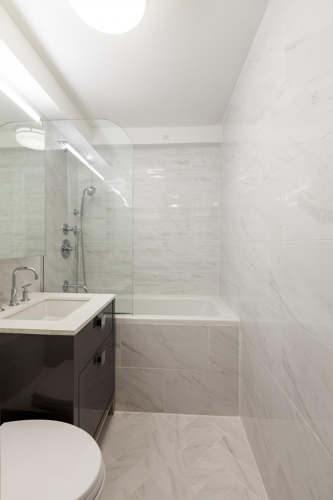 Bathroom at Yorkshire Towers Apartment