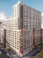 Aparments for rent at QLIC in NYC