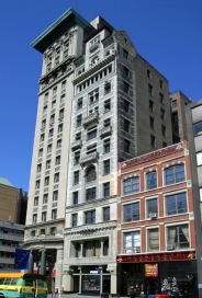 Bank of the Metropolis - 31 Union Square West - NY