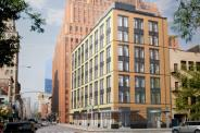 34 Leonard Street Building - Tribeca apartments for rent