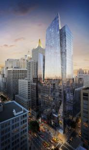 Apartments for rent at 400 Park Avenue South