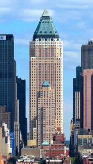 Apartments for rent at Two WorldWide Plaza - 350 West 50th Street