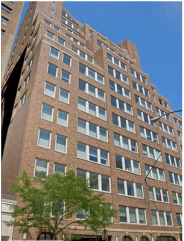 Building View of Kenton Place at 305 East 63rd Street in Lenox Hill