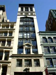 652 Broadway- Exterior View, New York City