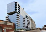 Exterior of the Murano, Apartment Building for Rent