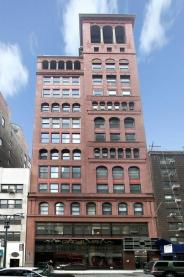 11 East 36th Street - Building Facade