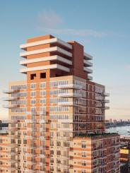Riverbank West Building - 560 West 43rd Street apartments for rent