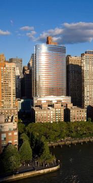 The Visionaire Building - Battery Park City Apartments for Rent