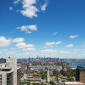 388 Bridge Street condo for rent-  view from the building