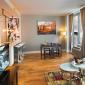 Rentals at 395 Leonard - Living Room