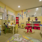 Playroom at Solarium - Long Island City Rentals