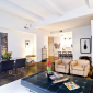 Living Room - Luxury Rentals in Murray Hill - The Morgan Lofts