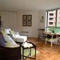 Living Room - Kips Bay Court - 520 Second Avenue