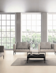 37 Great Jones Living Room-Noho Rental