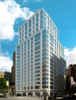 Exterior of The Larstrand- 277 West 77th Street