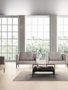 37 Great Jones Living Room Noho Rental