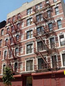 157 Suffolk Street Building Lower East Side Apartments For Rent