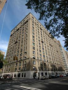 350 Central Park West Building Upper Side Apartments For Rent