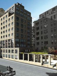 The Highline Building 756 Washington Street Apartments For Rent Living In West Village