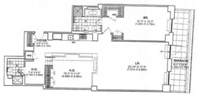 15 broad street apartments for rent in financial for 1200 post oak floor plans