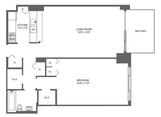 424 west end avenue rentals west river house River house floor plans