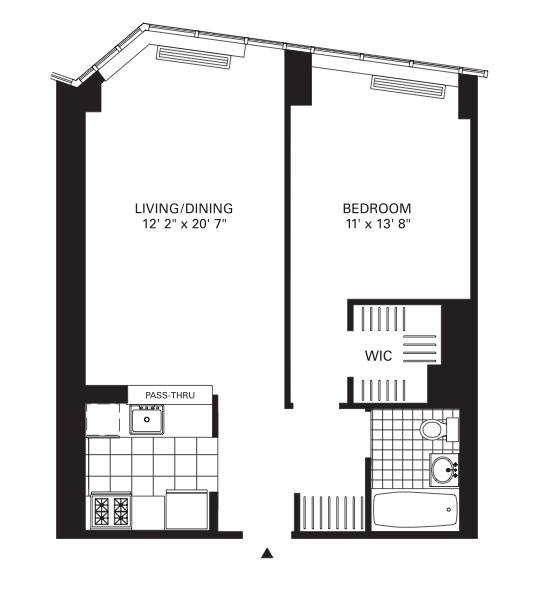 Island Club Apartments: 4705 Center Boulevard Rentals