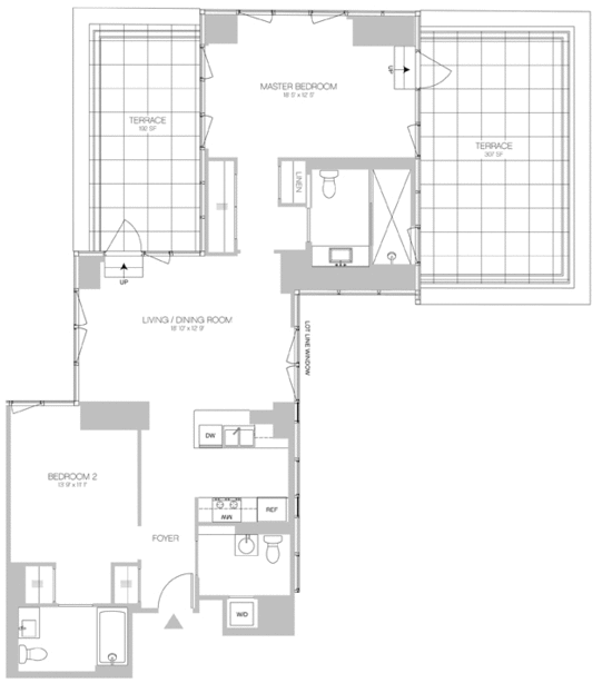 1 Bedroom Apartments In Manhattan: Apartments For Rent In Tribeca
