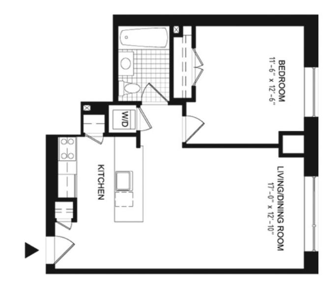 Clayton Apartments: 2130 Adam Clayton Powell Boulevard Rentals