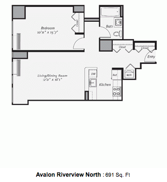 4 75 48th Avenue Rentals Avalon Riverview North Apartments For Rent In Long Island City