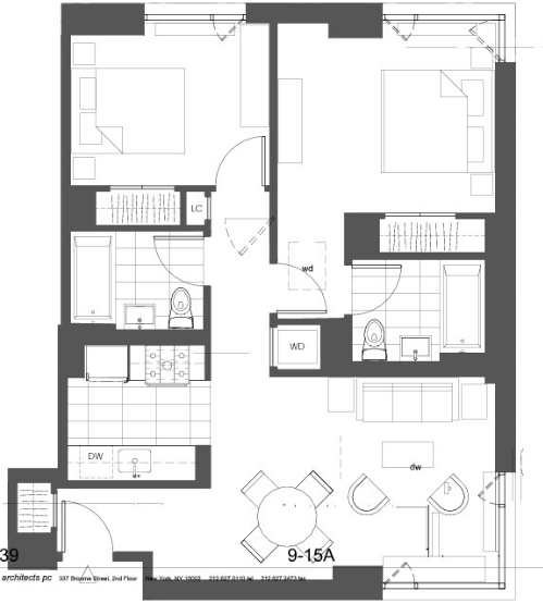 2 Bedroom Apartments In Nyc: 200 East 39th Street Rentals