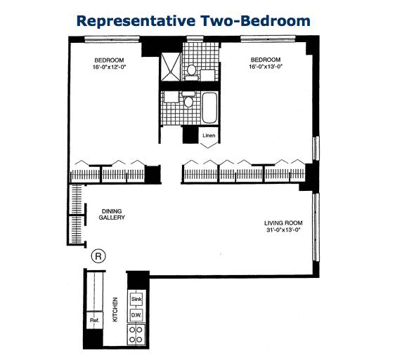 201 East 87th Street Rentals