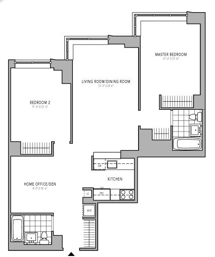 211 North End Avenue Rentals