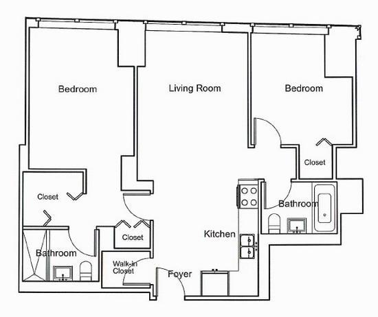 34 Desbrosses Street Rentals Truffles Tribeca Apartments For Rent In Tribeca